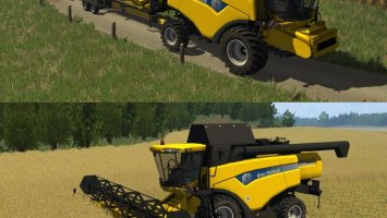New Holland CX8090 V2