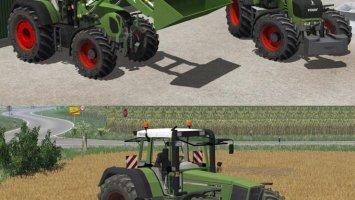 Fendt 930 TMS & Favorit 926/824 Pack