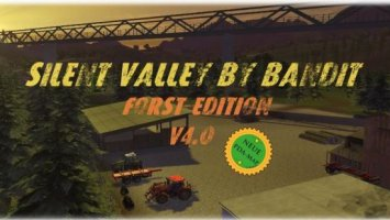 Silent Valley by Bandit Forst-Edition