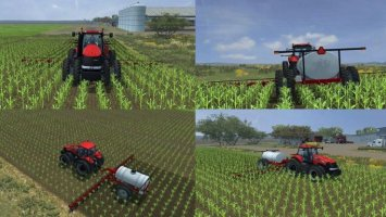 CASE IH 920 NUTRI APPLY LS2013