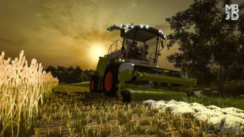 Claas Pick UP 300 ls2013