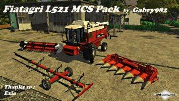 Fiatagri L521 MCS
