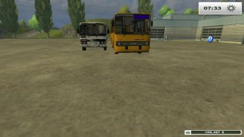 bus pack by patryk190 LS2013