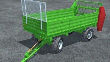 Brzeg manure spreader LS2013