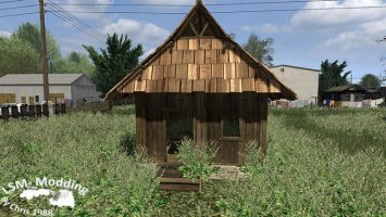 Wooden cottage ls2013