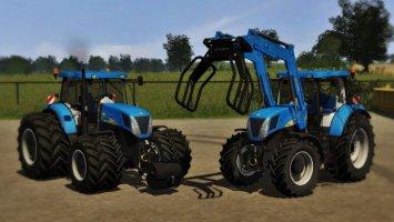 New Holland T 7040 FL