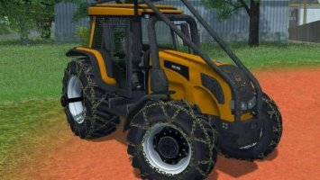 Valtra BH 210 GIII MR ForstMod Version ls2013
