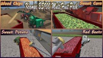 Krampe BS900 MultiFruit Four Acres Farm Edition
