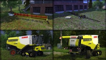 Claas Lexion 780 TT MR ls2013