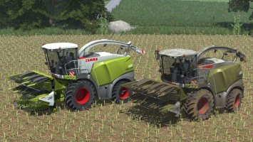 Claas Jaguar Elite Pack ls2013