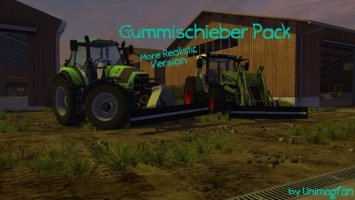 MR Gummischieber Package ls2013