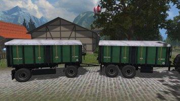 Brantner Z 18051 Trailer Pack