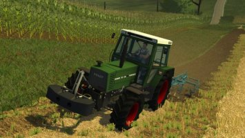 Fendt Farmer 310 LSA Turbomatik MR