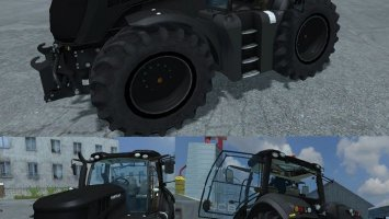 JCB 8310 NEW BLACK V2 ls2013