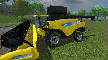 New Holland CR 9090 V4 Dirt-Multifruit