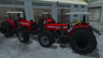 Massey Fergusson Advanced 29 Series Pack LS2013