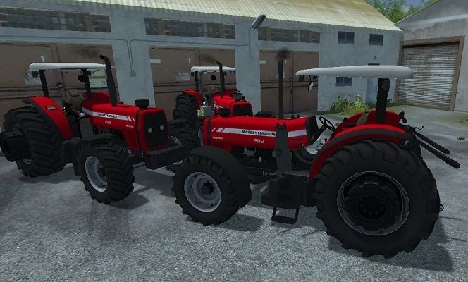 MASSEY FERGUSSON ADVANCED 29 SERIES