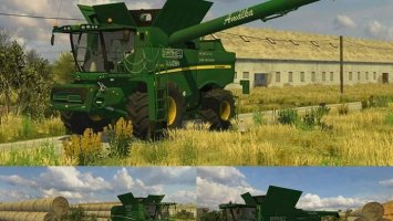 John Deere S690i and S690i TT LS2013