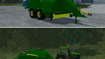 John Deere 1434 MR ls2013