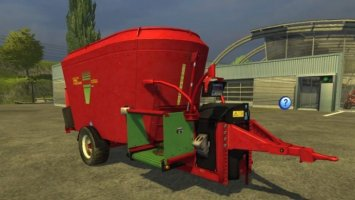 Strautmann Verti Mix 1700 Double More Realistic ls2013