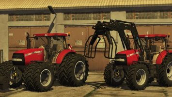 Case Maxxum 140 Fixed Pack ls2013