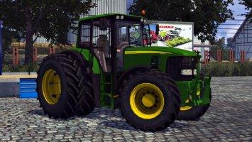 John Deere 6620 PACK v4