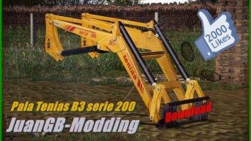 Tenias B3 Serie 200 ls2013