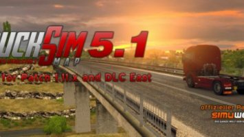 TruckSim Map v5.1.2