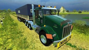 Kenworth T800 MR