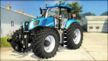 New Holland T8300 V2