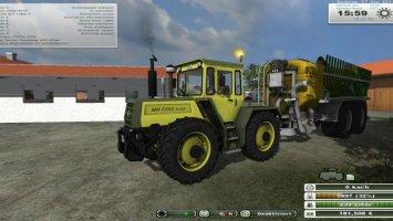 MB trac 1500 ls2013