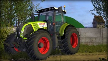 Claas Axion 820 V2 LS2013