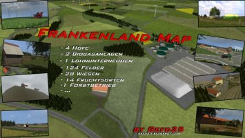 FrankenlandMap V2.0