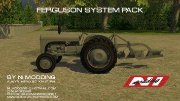 Ferguson System Pack ls2013