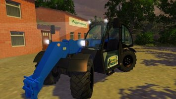 NEW HOLLAND CHARGEUSE v2 ls2013