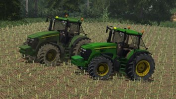 John Deere 7830 Washable
