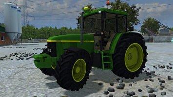 John Deere 6610 SE