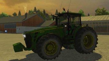 John Deere 8430 v2