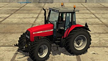Massey Fergusson 6290 MR ls2013