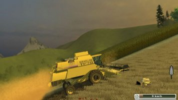 New Holland TF 78 Hangdrescher v1.1 ls2013