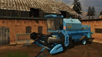 Bizon Z058 New Holland LS2013