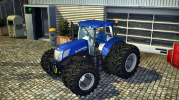 New Holland T7 220 BP V2 LS2013