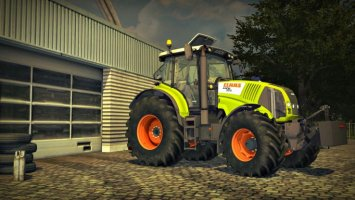 CLAAS AXION 830 V4 MR LS2013