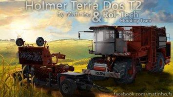 Holmer Terra Dos T2 ls2013