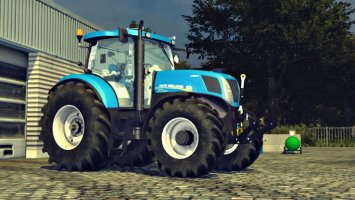 New Holland T7 260 V3 ls2013