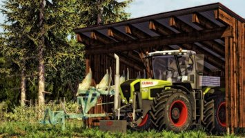 Claas Xerion 3800 MR LS2013