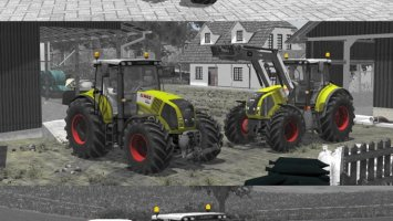 Claas Axion Elite Pack ls2013