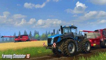 Landwirtschafts Simulator 15 - Update 1.1