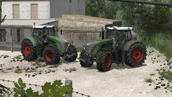 Fendt 936 Vario WP Washable ls2013