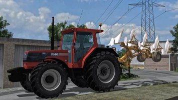 Fiatagri F140 series Winner LS2013